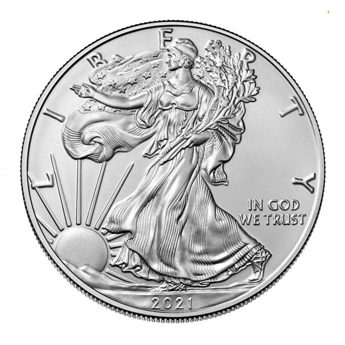 American eagle Ag999,9 1 Oz-